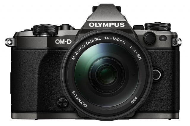 olympus to push out two new premium lenses firmware updates in june omd em5 mkii titanium 7