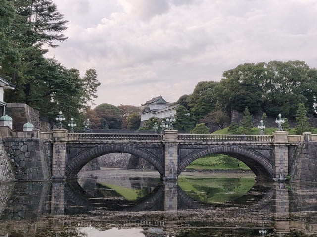 OnePlus 6T Optical zoom vs. Digital zoom: Imperial Palace