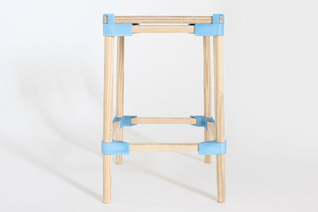 standard products furniture openplus research stool 004