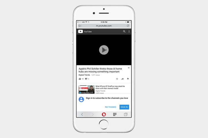 how to play youtube video in android programmatically