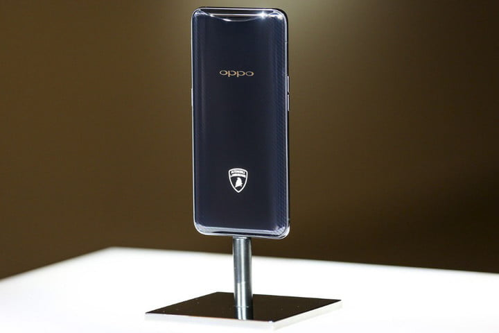 Oppo Find X Lamborghini Edition Phone