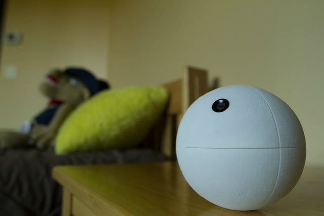 orbii robotic home security system 4