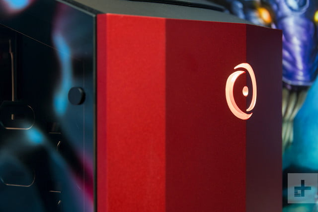 origin millenium desktop review logo red