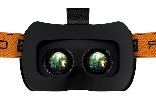 razer eyes an open source future for virtual reality with osvr hacker dev kit 1