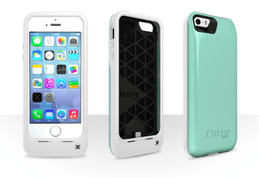 innovative design 6f01c 01709 OtterBox Resurgence Power Case for iPhone 5S Will Charge and Protect ...