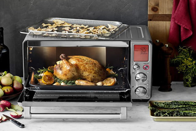 Breville Unveils Its Efficient Yet Pricey New Smart Oven