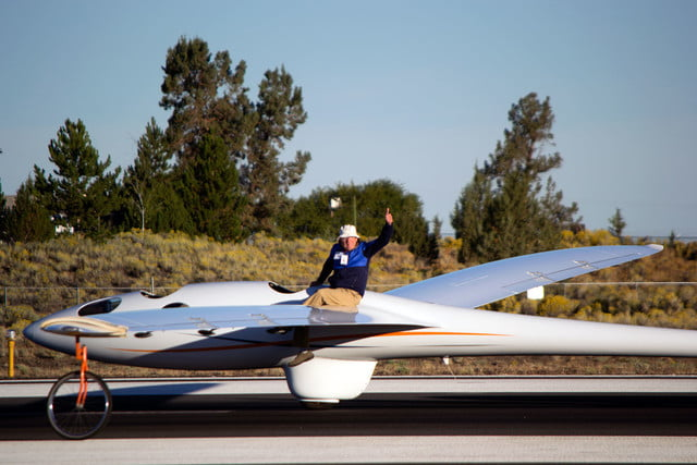 airbus perlan project engineless plane 2 glider 0015