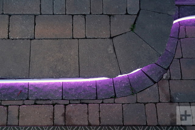 philips hue lightstrip outdoor purple