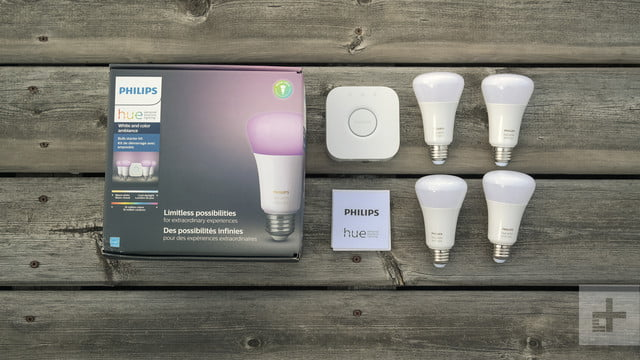 Philips Hue White and Color Ambience Starter Kit Review