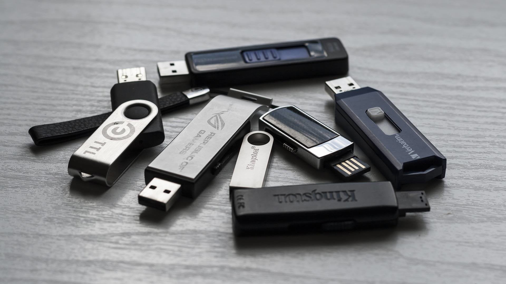 How Effective Is IBM's USB Drive Ban, Really? | Digital Trends