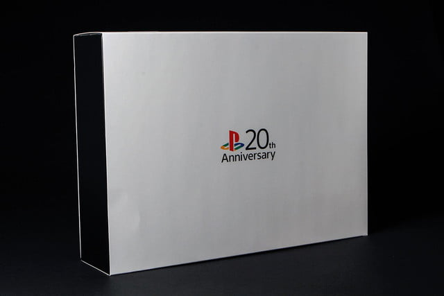 PlayStation 4 PS4 20th Anniversary packaging
