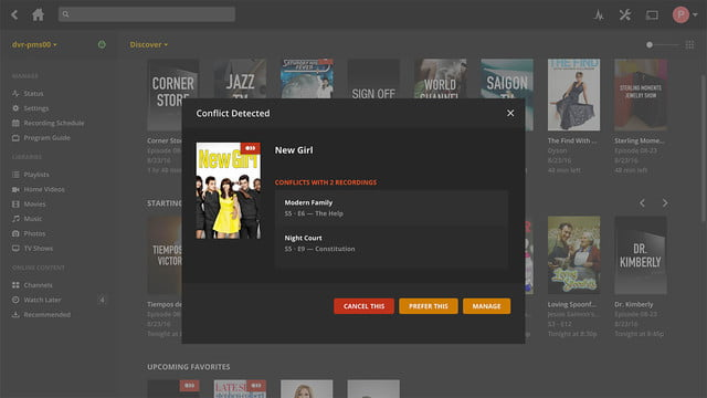 plex media server adds dvr feature 4