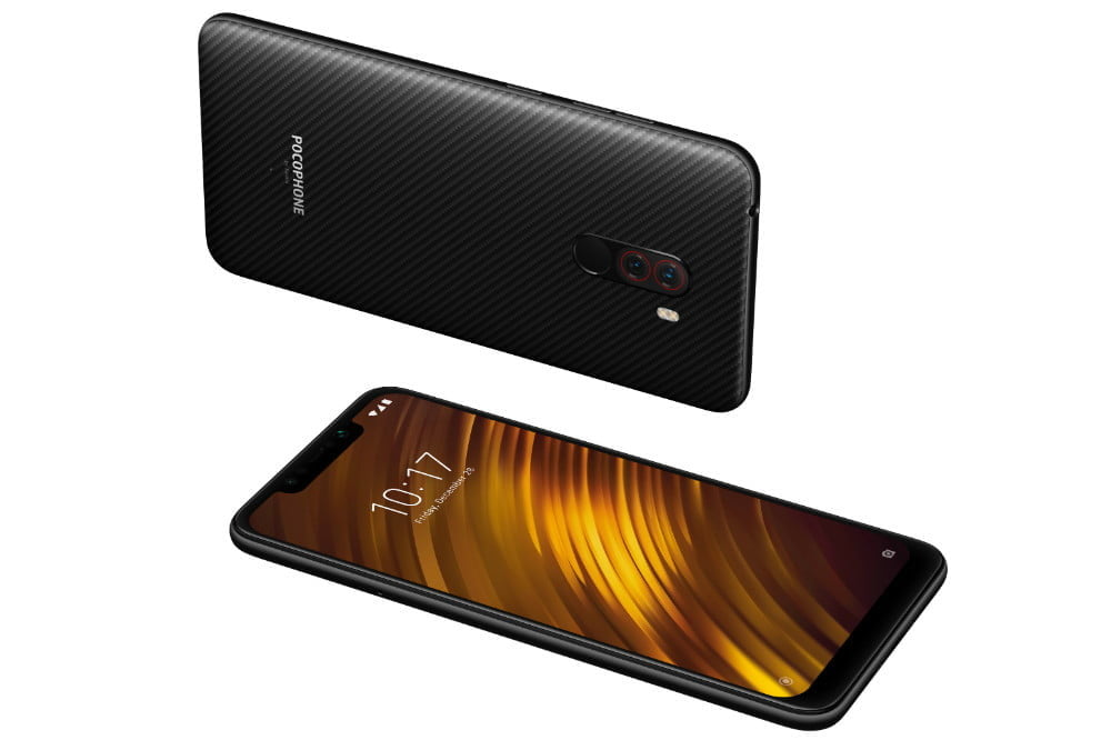 The Pocophone F1 is so Fast, it Needs Water Inside to Keep Cool