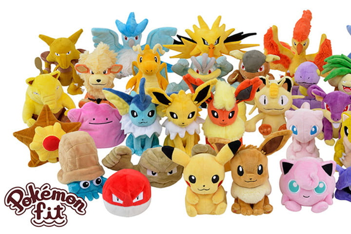 all 151 kanto pokemon plush toys pokemonfitfirst30
