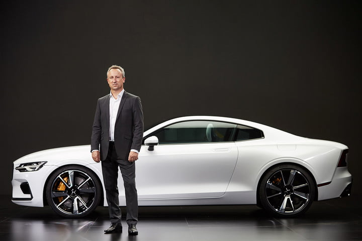 Unrestrained by heritage, Polestar sets its sights on becoming a digital brand