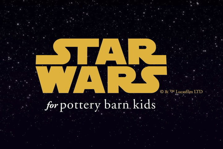 The Star Wars Collection for Pottery Barn Kids