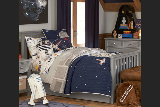 pottery barn has a 4000 star wars bed for sale 8