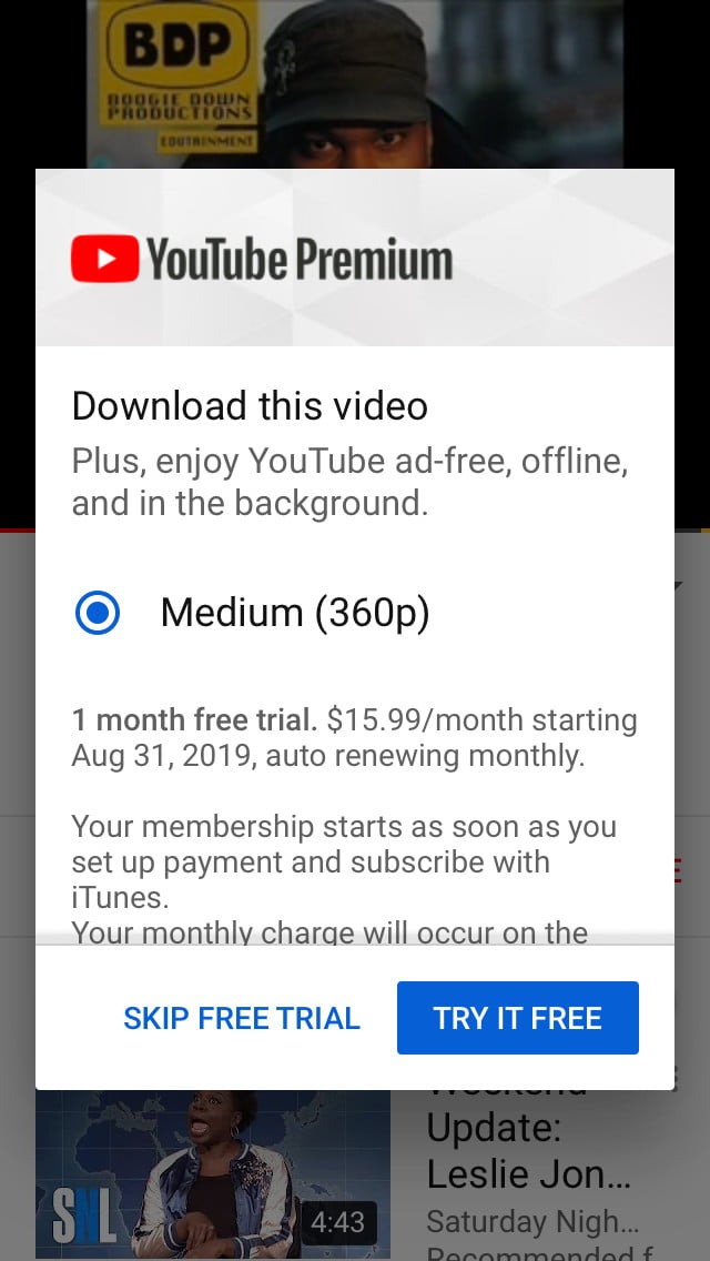 How to download YouTube videos on an iPhone - 1st for Credible News