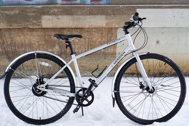 priority continuum bicycle first impressions my9