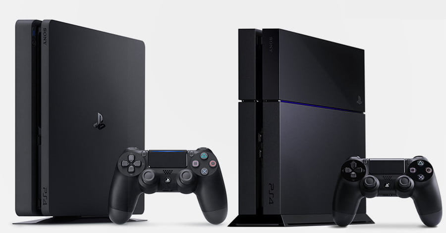 PlayStation 4 vs. New PlayStation 4 'Slim'   Which To Buy?   Digital Trends