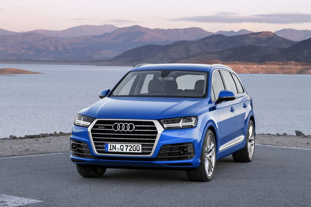 2016 Audi Q7 Official Specs Pictures And Performance Digital