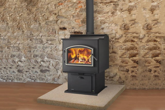 quadra fire introduces a thermostat controlled wood stove adventure series 002
