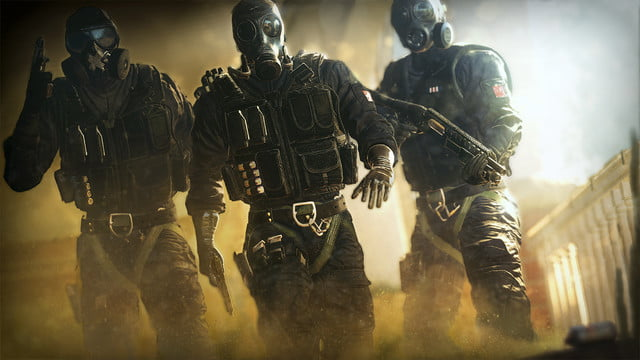 Tom Clancy's Rainbow 6: Siege