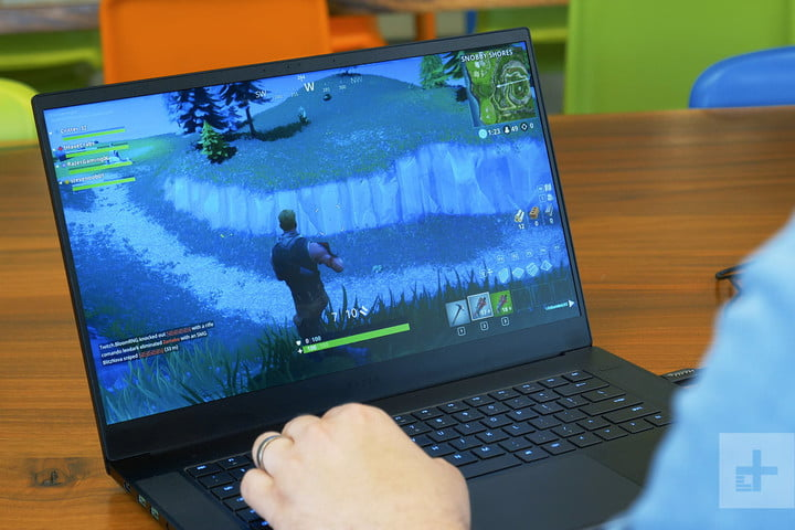 Razer Blade (2018) fortnite
