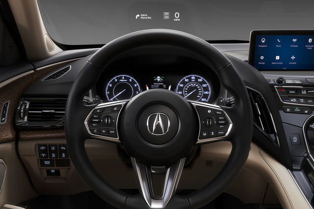 acura true touchpad infotainment system review rdx19 p017