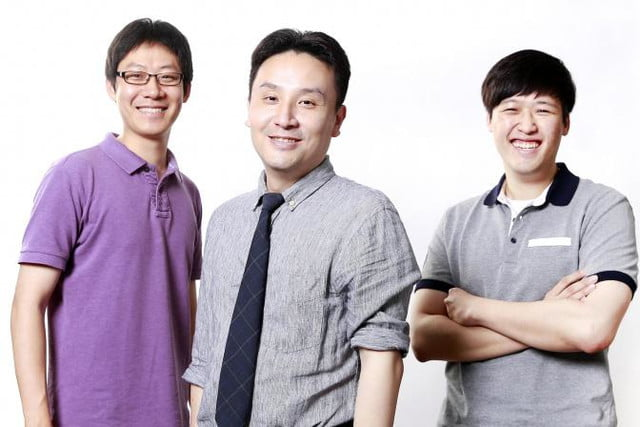 Prof. Jang-Ung Park's research team