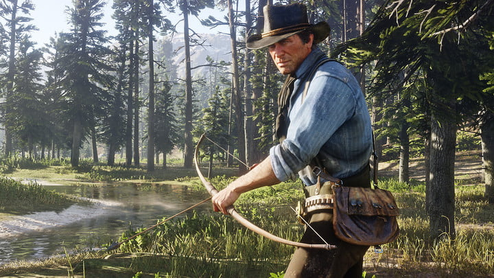 rockstar games employees defend work culture red dead redemption 2 screen