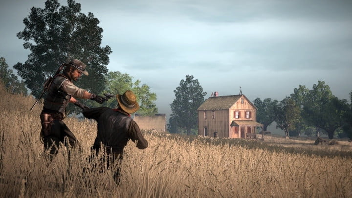 red dead redemption still holds up over eight years later screen 5