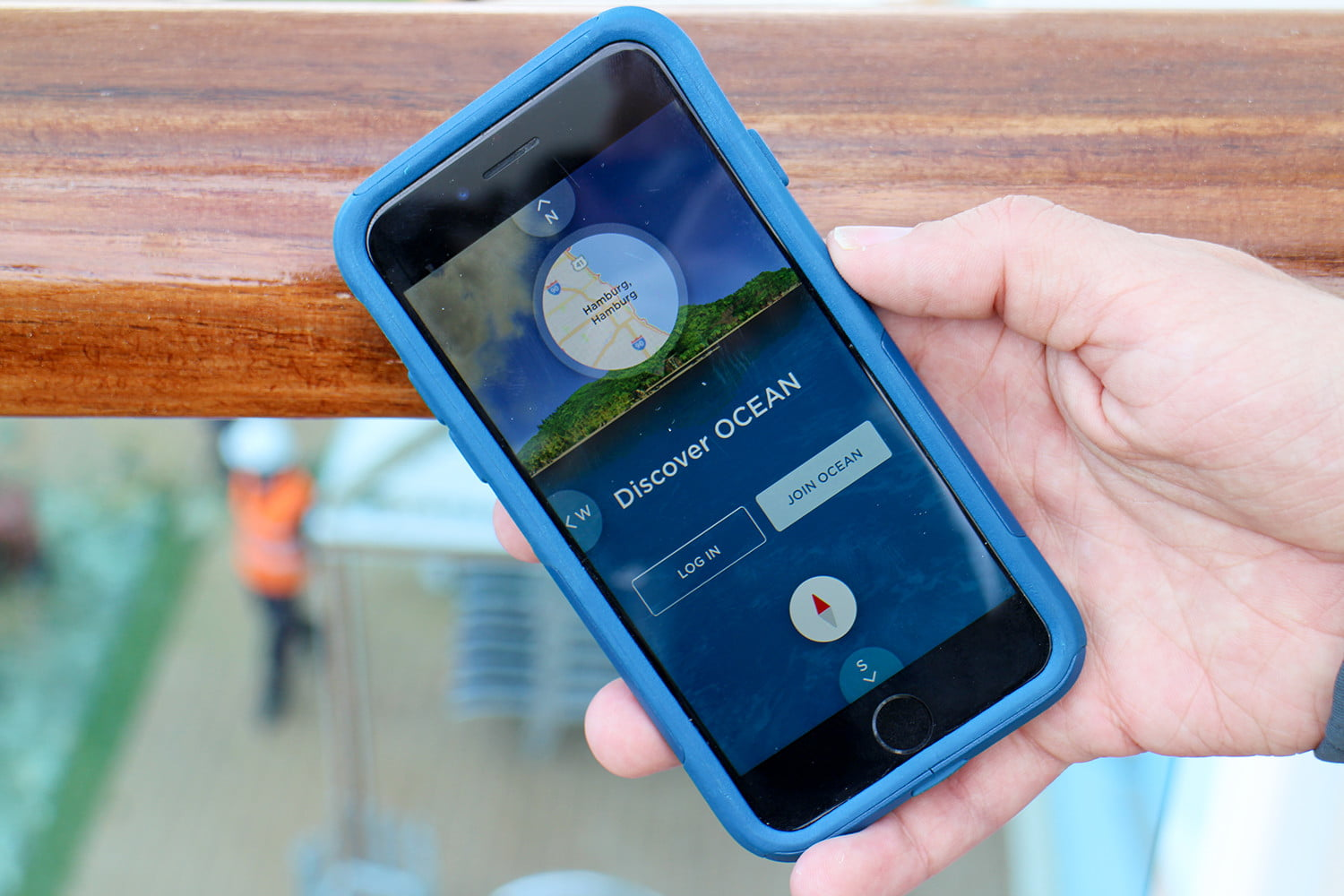 princess cruises readies its high tech cruise ship digital trends