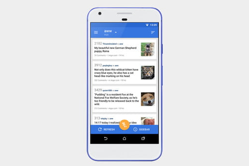 Kill Time on the Go With the Best Reddit Apps for Android