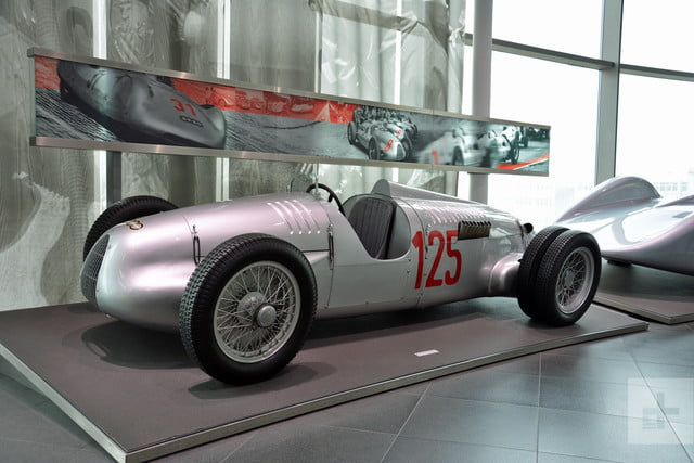 audi official museum union type cd