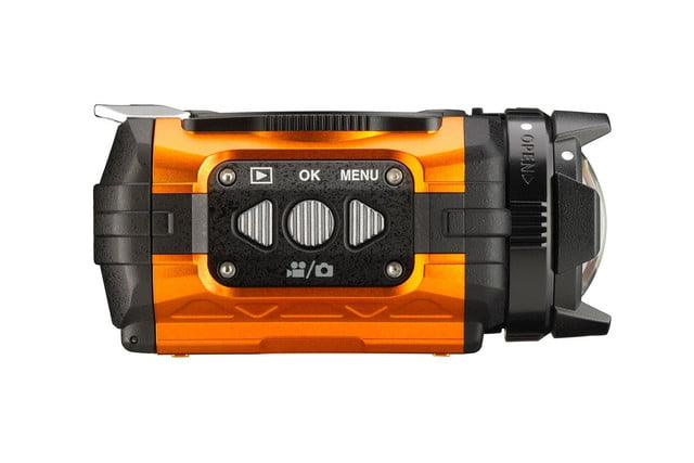 ricoh unveils its first action camera wg m1 4