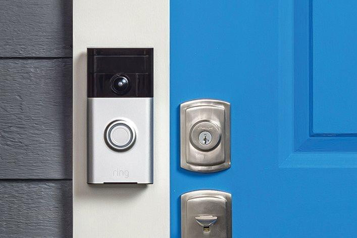 Ring Video Doorbell Adds Chime To Alert You To Visitors
