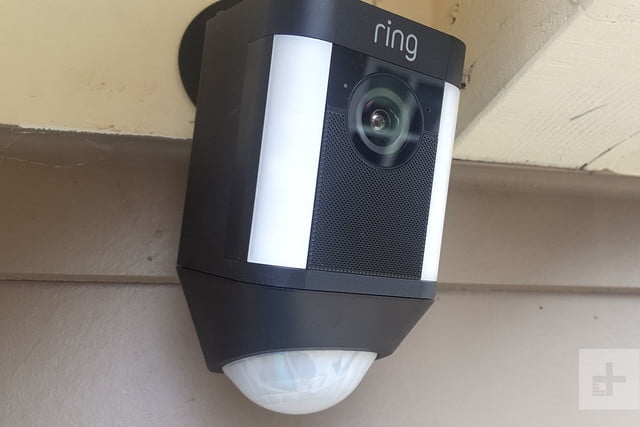 Ring Spotlight Cam Solar Review Digital Trends