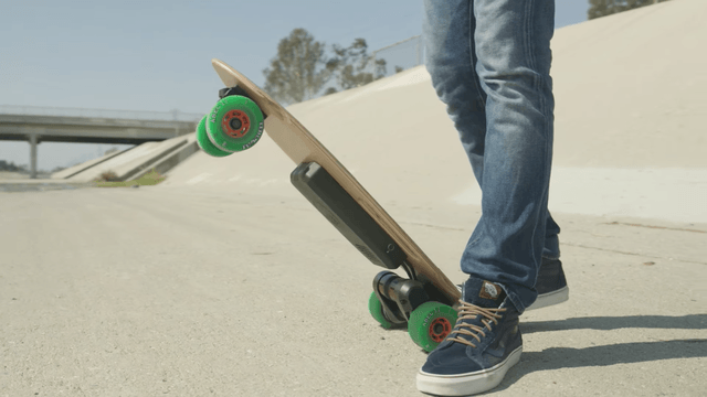awesome tech new crowdfunding projects pantoids moai riptid r1 electric skateboard 2