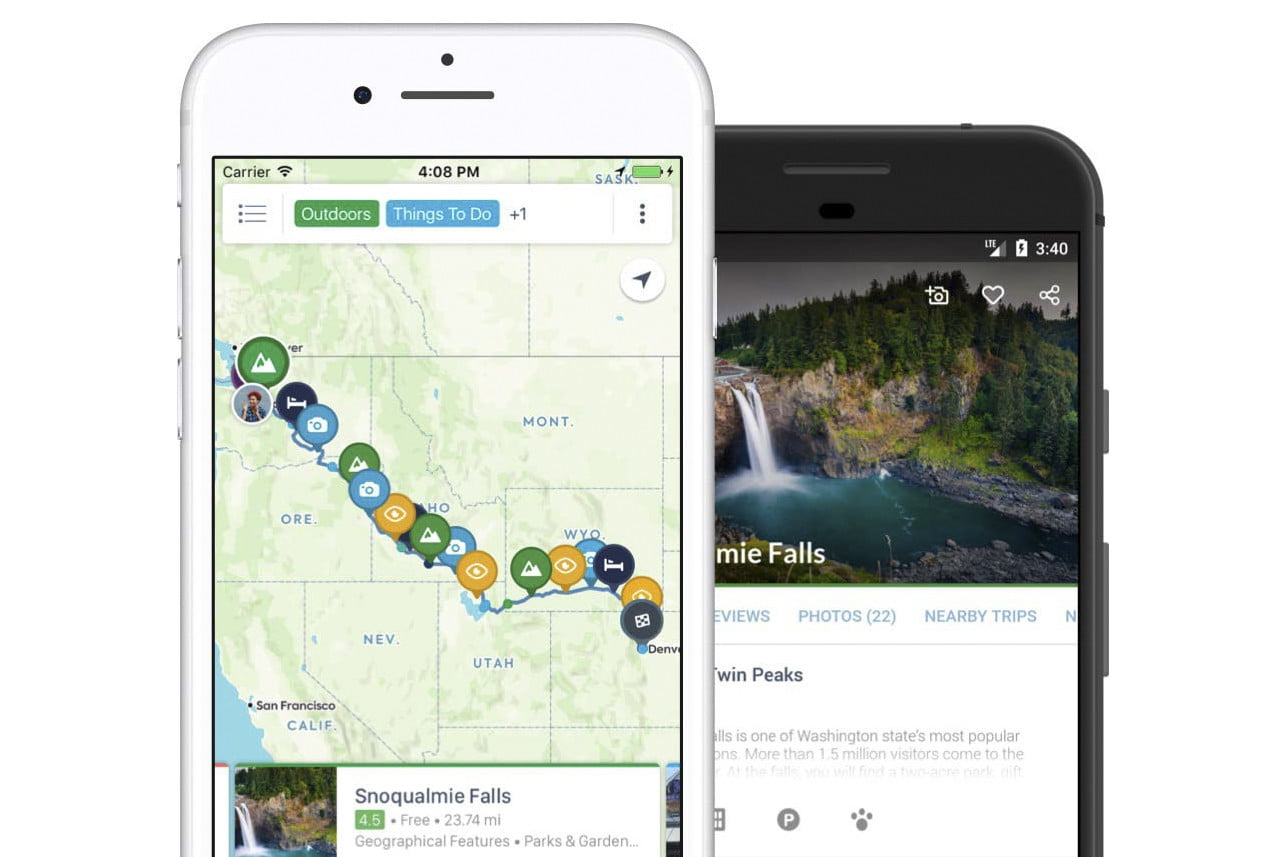 The Best Road Trip Planner Apps  Digital Trends