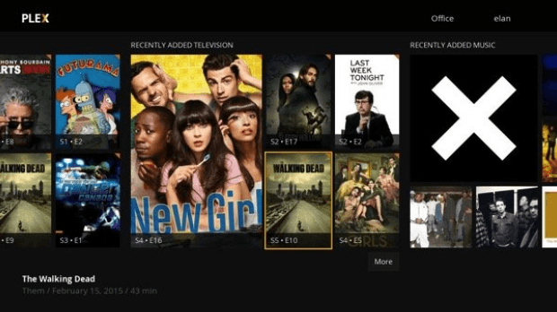 plex for roku app gets a much needed makeover 2015 update 6