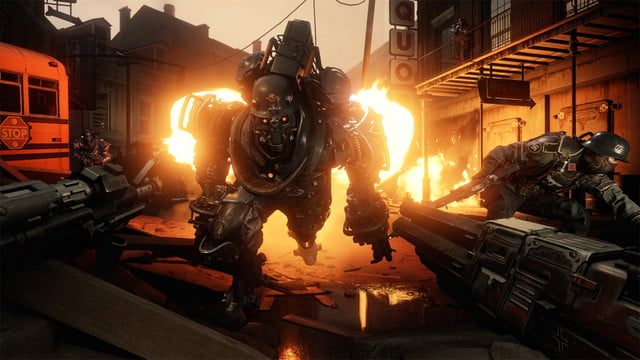 Everything We Know About 'Wolfenstein II: The New Colossus'