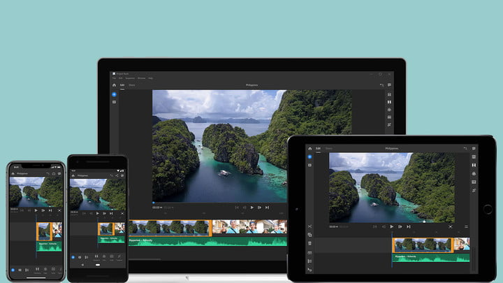 adobe project rush introduced all in one cross device