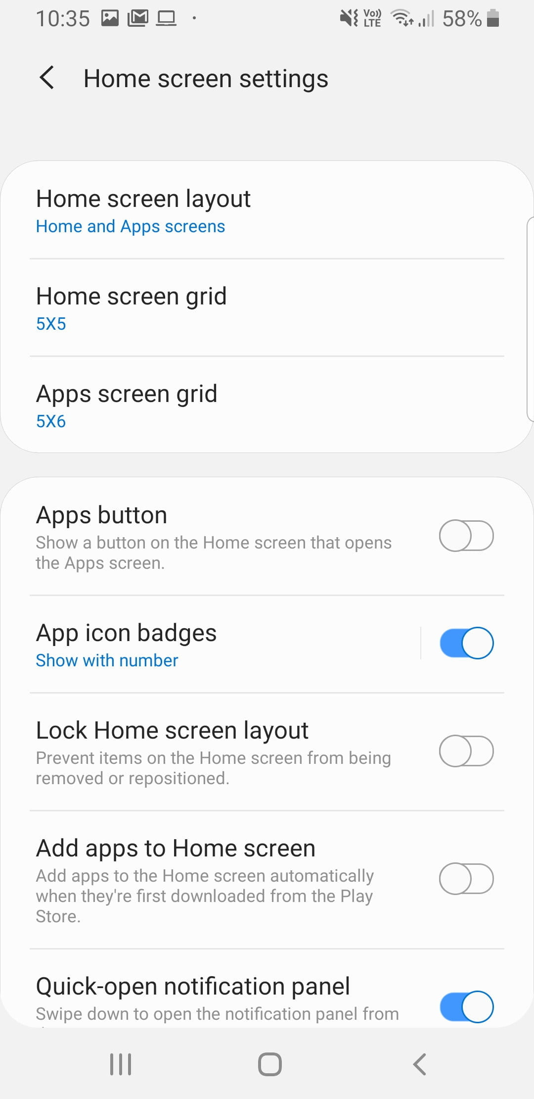89e7d65f34 galaxy s9 tips and tricks update home screen settings