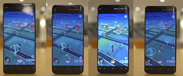 Sibling rivalry: Racing the S9 Plus against the rest of Samsung's finest