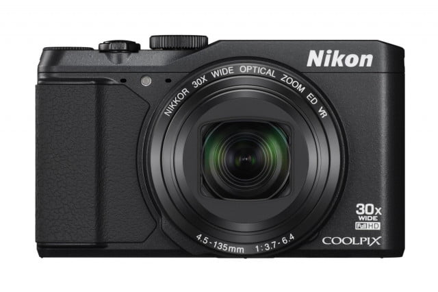 nikon unveils whopping 9 new coolpix point shoots minor updates s9900 bk front lo