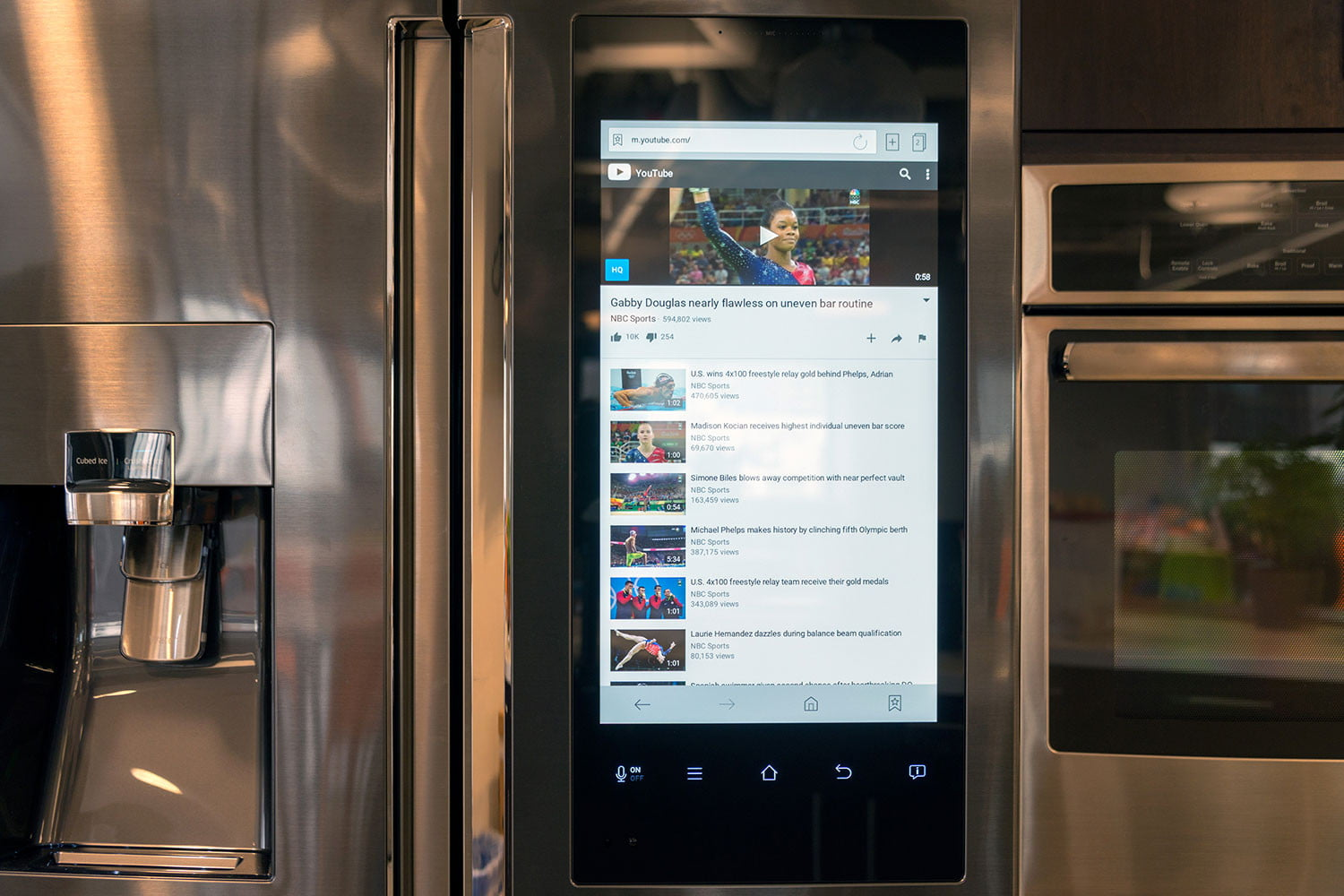 Samsung Family Hub Review Digital Trends