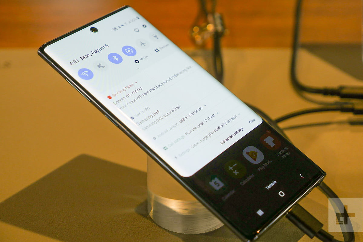 Samsung Galaxy Note 10 Hands-on Review: Smaller Sibling Syndrome