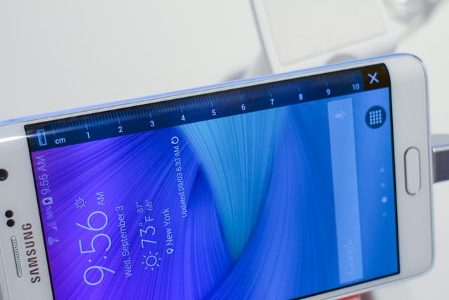 galaxy note edge best features samsung hands on 12