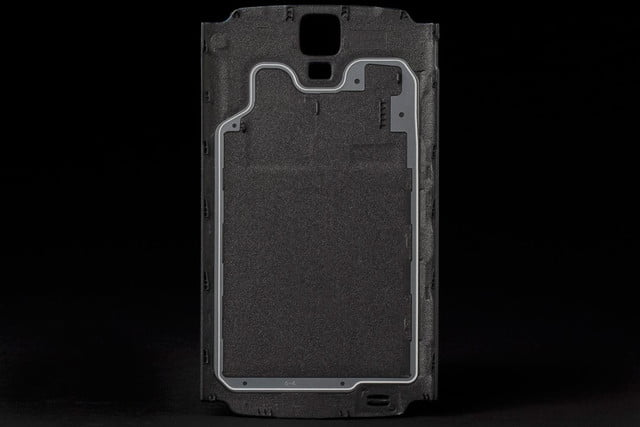 Samsung Galaxy S4 Active review back case seal